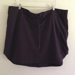 Athleta Modern Metro Plus Size Stretchy Skirt 2X